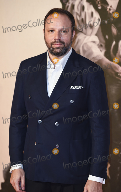 Yorgos Lanthimos Photo - London UK Yorgos Lanthimos at the UK Premiere of The Favourite  American Express Gala at the 62nd BFI London Film Festival on October 18 2018 in London EnglandRef LMK386-J2810-191018Gary MitchellLandmark MediaWWWLMKMEDIACOM