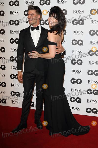 Aljaz Skorjanec Photo - LondonUK   Daisy Lowe and Aljaz Skorjanec   at the GQ Men of the Year Awards 2016 - in association with Hugo Boss - at the  Tate Modern Bankside London 6th September 2016RefLMK73-61345-070916Keith MayhewLandmark MediaWWWLMKMEDIACOM