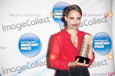Anna Calvi Photo - London UK Anna Calvi is nominated for the Barclaycard Mercury Prize album of the year at The Hospital Club Covent Garden 19th July 2011Justin NgLandmark Media