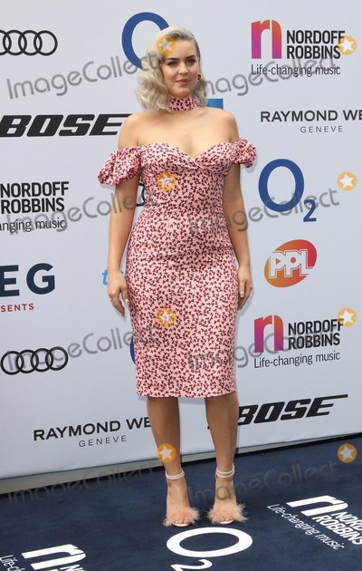 Anne Marie Photo - London UK Anne Marie   at the Nordoff Robbins O2 Silver Clef Awards at Grosvenor House Park Lane London on Friday 30 June 2017Ref LMK73-S431-020717Keith MayhewLandmark Media WWWLMKMEDIACOM