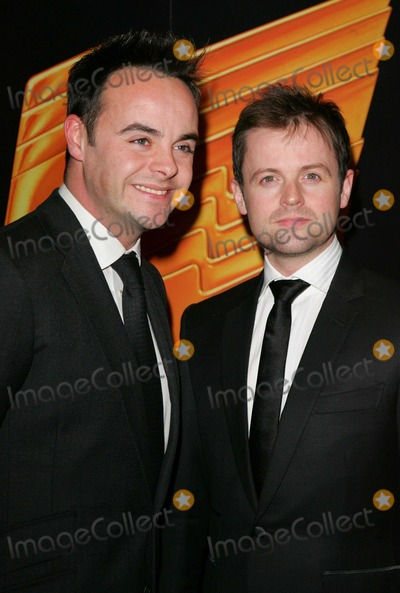 Ant  Dec Photo - London UK  TV presenters Ant  Dec (Anthony  McPartlin  and Declan Donnelly )  at the Royal Television Society Programme Awards held at the Grosvenor House Hotel Park Lane London  19th March 2008 Keith MayhewLandmark Media