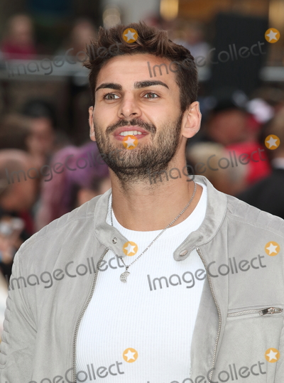 Adam Collard Photo - London UK Adam Collard at King of Thieves World Premiere at Vue West End Leicester Square London on Wednesday 12 September 2018Ref LMK73-J2595-130918Keith MayhewLandmark MediaWWWLMKMEDIACOM