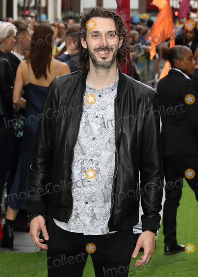 Blake Harrison Photo - London UK Blake Harrison at The Festival World Premiere at Cineworld Leicester Square London on Monday 13th August 2018Ref LMK73-J2471-140818Keith MayhewLandmark MediaWWWLMKMEDIACOM