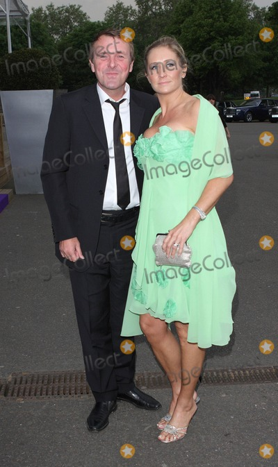 Phil Tufnell Photo - London UK  Phil Tufnell and wife at the Caudwell Childrens Charity Butterfly Ball held at Battersea Evolution in Battersea Park14 May 2009Keith MayhewLandmark Media