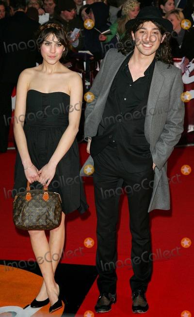 Alex Zane Photo - London UK  Alexa Chung and Alex Zane  at the 2007 Brit  Awards at Earls Court  London  14th February 2007 Keith MayhewLandmark Media