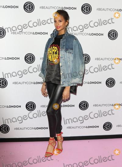 Alesha Dixon Photo - London UK  Alesha Dixon  at theBeautyCon London at Olympia National London 2nd December 2017 Ref LMK73-S975-031217Keith MayhewLandmark Media WWWLMKMEDIACOM