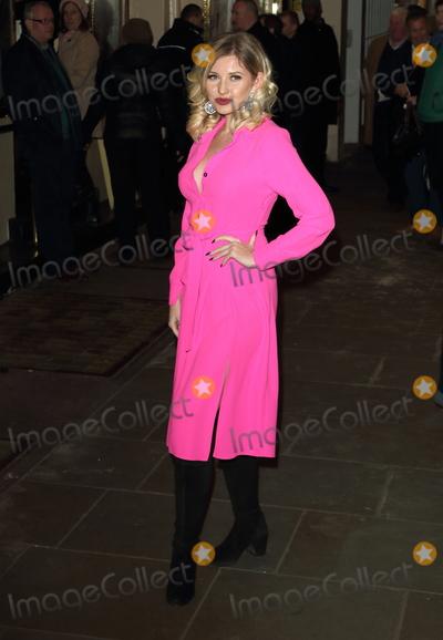 Amy Hart Photo - London UK Amy Hart at Only Fools and Horses  1st anniversary performance at the Theatre Royal Haymarket London on February 27th 2020Ref LMK73-J6290-280220Keith MayhewLandmark Media  WWWLMKMEDIACOM
