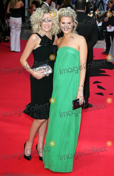 Helen Noble Photo - London UK Helen Noble and Sarah Jayne Dunn at the European Premiere of The Dark Knight held at the Odeon in Leicester Square 21 July 2008Keith MayhewLandmark Media