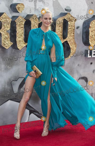 The Sword Photo - London UK Poppy Delevingne at the European premiere of King Arthur Legend of the Sword at Cineworld Empire on May 10 2017 in London United KingdomRef LMK386-J285-110517Gary MitchellLandmark MediaWWWLMKMEDIACOM