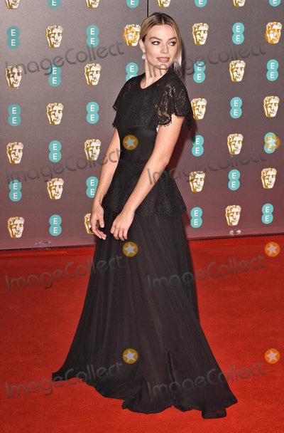 Margot Robbie Photo - London UK Margot Robbie at the 73rd British Academy Film Awards held at The Royal Albert Hall South Kensington on Sunday 2 February 2020 Ref LMK392 -J6086-030220Vivienne VincentLandmark Media WWWLMKMEDIACOM
