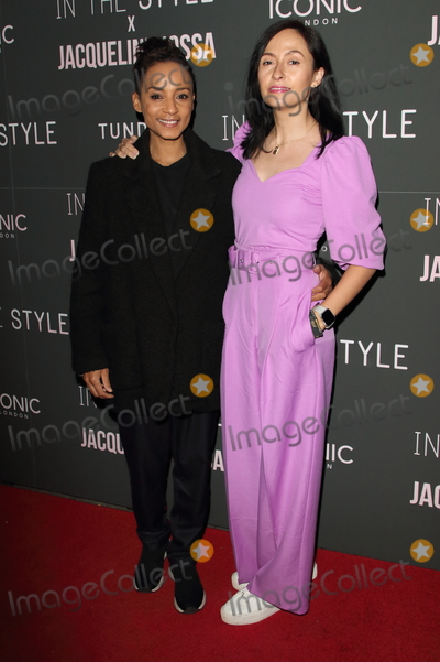 Adele Roberts Photo - London UK Adele Roberts and guest at In The Style x Jacqueline Jossa Launch Party at  Tape London Hanover Square London on February 27th 2020Ref LMK73-J6289-280220Keith MayhewLandmark Media  WWWLMKMEDIACOM