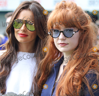 Cheryl Cole Photo - London UK  Cheryl Cole and Nicola Roberts at the Game4Grenfell Charity Football match at Loftus Road stadium Shepherds Bush London The event was to raise money to support the families and victims of the Grenfell Tower fire in London which killed over 80 people 2nd September 2017 Ref LMK73-S637-030917Keith MayhewLandmark Media WWWLMKMEDIACOM