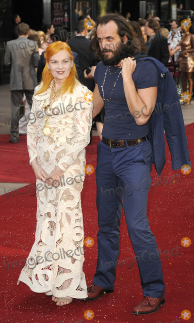 Andreas Kronthaler Photo - London UK Vivienne Westwood and Andrea Kronthaler at the World Premiere of Sex and the City - the Movie at the Odeon in Leicester Square12 May 2008Can NguyenLandmark Media