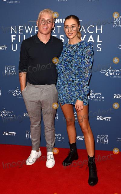 Jamie Laing Photo - London UK Jamie Laing and Sophie Habboo at Newport Beach Film Festival UK Honours in association with Variety at The Langham Hotel  London London on January 29th 2020Ref LMK73-J6081-310220Keith MayhewLandmark MediaWWWLMKMEDIACOM