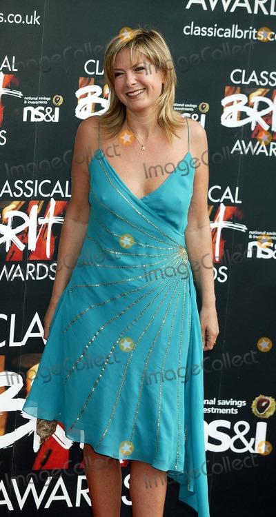 Penny Smith Photo - London Penny Smith arriving for the Classical Brit Awards at the Royal Albert HallJADE ADAMSLANDMARK MEDIA