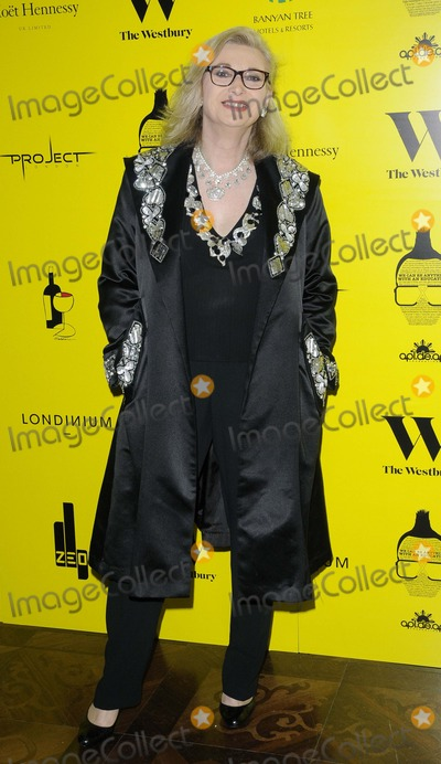 apldeap Photo - London UK  Fay Presto at the ApldeAp Foundation charity dinner to raise funds for the We Can Be Anything campaign The Westbury Hotel Conduit St London 19th May 2012Can NguyenLandmark Media