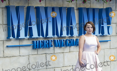 Alexa Davies Photo - London UK Alexa Davies at the UK Premiere of Mamma Mia Here We Go Again at Eventim Apollo on July 16 2018 in London England16th July 2018Ref LMK386-J2319-170718Gary MitchellLandmark MediaWWWLMKMEDIACOM