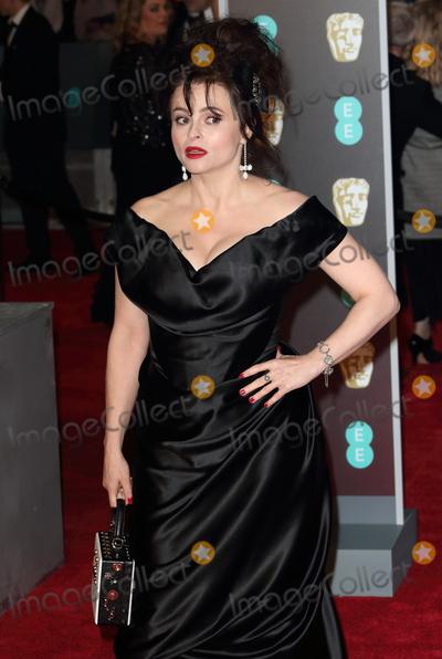 Helena Bonham-Carter Photo - London UK Helena Bonham-Carter  at EE British Academy Film Awards 2018 - Red Carpet Arrivals at the Royal Albert Hall London on Sunday February 18th 2018 Ref LMK73 -J1591-190218Keith MayhewLandmark Media WWWLMKMEDIACOM