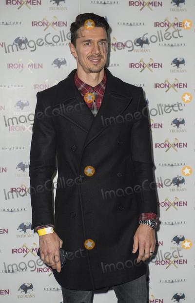Genesis Photo - London UK Jose Fonte  at  the UK Premiere of Iron Men at the Mile End Genesis Cinema on March 2nd 2017 in London EnglandRef LMK386-63058-030317Gary MitchellLandmark Media WWWLMKMEDIACOM