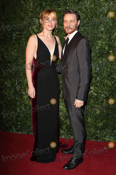 Anne-Marie Duff Photo - London UK James McAvoy and Anne Marie Duff at Evening Standard Theatre Awards at the London Palladium London on November 30th 2014Ref LMK73-50197-011211Keith MayhewLandmark Media WWWLMKMEDIACOM