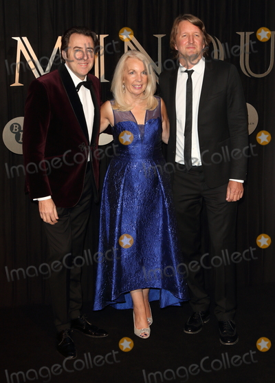 Amanda Nevill Photo - London UK Jonathan Ross Amanda Nevill Tom Hooper at Luminous - BFI Gala Dinner 2017 at The Guildhall Gresham Street London on 3rd October 2017Ref LMK73-J842-041017Keith MayhewLandmark MediaWWWLMKMEDIACOM
