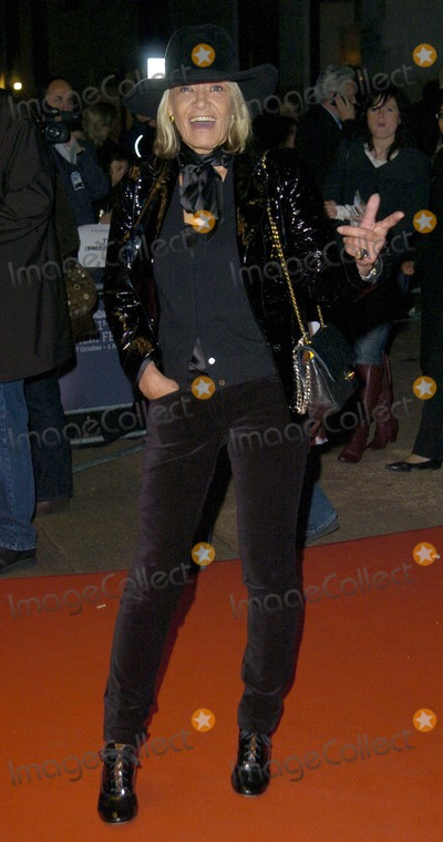 Anita Pallenberg Photo - LondonUK  Anita Pallenberg at the London Film Premiere of  her film   Mister Lonely Odeon West End  Pallenberg and Fox are best known for their film roles in the Mick Jagger starring movie Performance in the late 1960s 26th October 2007 Can NguyenLandmark Media