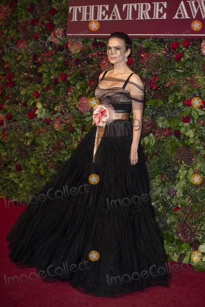 Hayley Atwell Photo - London UK Hayley Atwell at the 65th Evening Standard Theatre Awards London Coliseum London England on the 24tht November 2019Ref LMK386-J5854-251119Gary MitchellLandmark MediaWWWLMKMEDIACOM