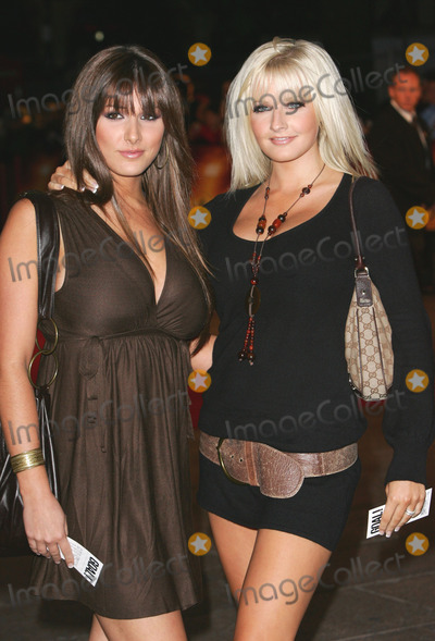 Lucy Pinder Photo - London Michelle Marsh and Lucy Pinder at the premiere of  Goal  at the Odeon Leicester SquareLondon 15th September 2005 Keith MayhewLandmark Media