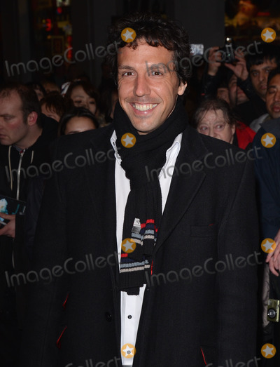 Alex Gaumond Photo - London UK Alex Gaumond at Whatsonstage Theatregoers Choice Awards at the Prince of Wales Theatre London on 23rd  February 2014Ref LMK392-47761-240214Vivienne Vincent Landmark Media WWWLMKMEDIACOM
