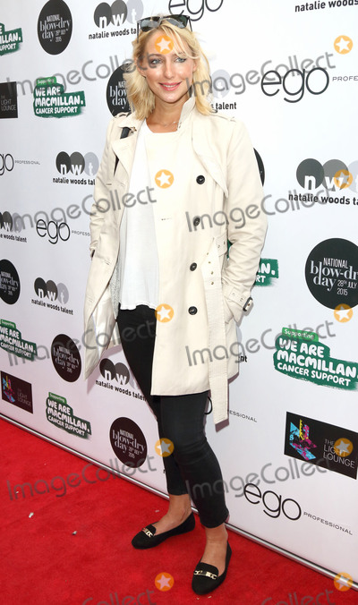 Ali Bastian Photo - London UK Ali Bastian at the Ego Professional Macmillan Cancer Party at The Light Lounge Newport Place London on July 28th 2015Ref LMK73-51798-290715Keith MayhewLandmark Media WWWLMKMEDIACOM