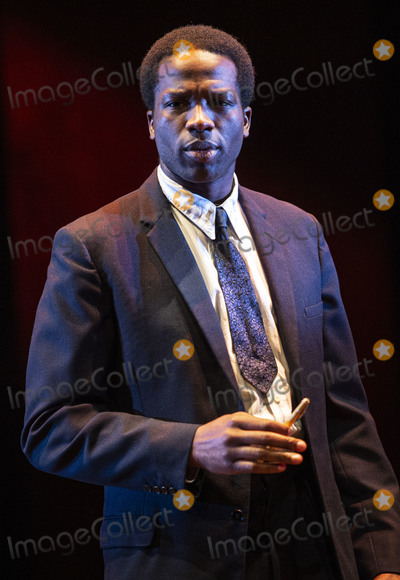 Arthur Miller Photo - London UK   Sope Dirisu  at the photo call for the Arthur Miller classic Death of a Salesman at the Piccadilly theatre West End London 1st November 2019 RefLMK386-S2535-011119 Gary MitchellLandmark Media WWWLMKMEDIACOM