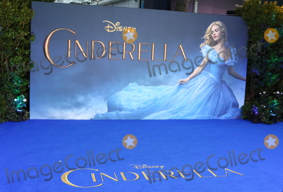 Cinderella Photo - London UK Atmosphere at the UK Premiere of Cinderella at Odeon Leicester Square London on March 19th 2015Ref LMK73-50753-200315Keith MayhewLandmark Media WWWLMKMEDIACOM