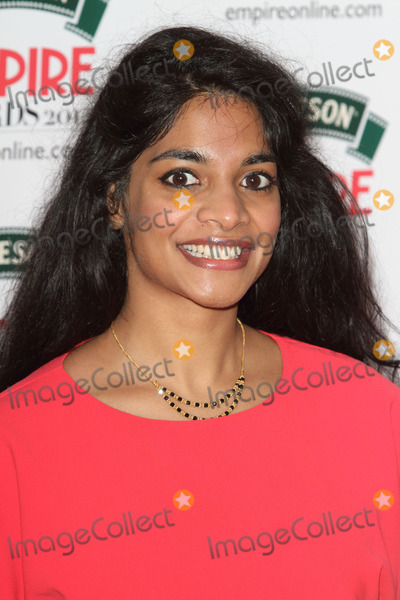 Amara Karan Photo - London UK   Amara Karan at the Jamesons Empire Film Awards at the Grosvenor House Hotel Park Lane London  30th March 2014 RefLMK73-48013-310314 Keith MayhewLandmark Media WWWLMKMEDIACOM