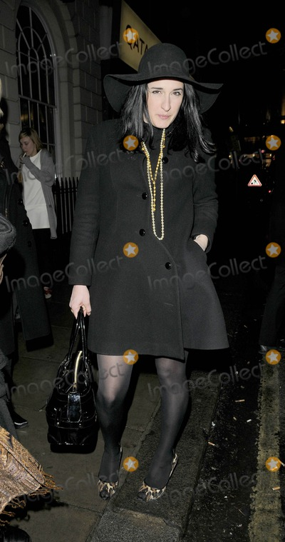 Amy Molyneaux Photo - London UK Amy Molyneaux seen leaving the Sketch bar and nightclub on her way to Peaches Geldof for PPQ launch party at Movida nightclub in London 27th November 2008Can NguyenLandmark Media