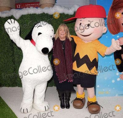 Charlie Brown Photo - London UK  Linda Robson   at The UK Gala Screening of Snoopy and Charlie Brown at  The Peanuts Movie at Vue West End Leicester Square London on Saturday 28 November 2015Ref LMK392-58951-291115Vivienne VincentLandmark Media WWWLMKMEDIACOM