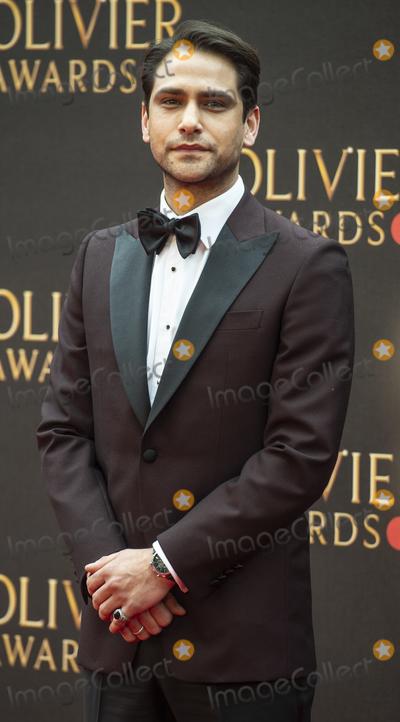 Albert Hall Photo - London UK Luke Pasqualino at The Olivier Awards 2019 with Mastercard at Royal Albert Hall on April 7 2019 in London England 7th April 2019Ref LMK386-J4701-080419Gary MitchellLandmark MediaWWWLMKMEDIACOM