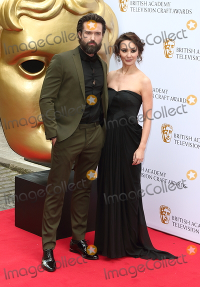 Claire Cooper Photo - London UK Emmett J Scanlan and Claire Cooper at British Academy (BAFTA) Television Craft Awards at The Brewery Chiswell Street London on Sunday April 28th 2019Ref LMK73-J4820-290419Keith MayhewLandmark MediaWWWLMKMEDIACOM