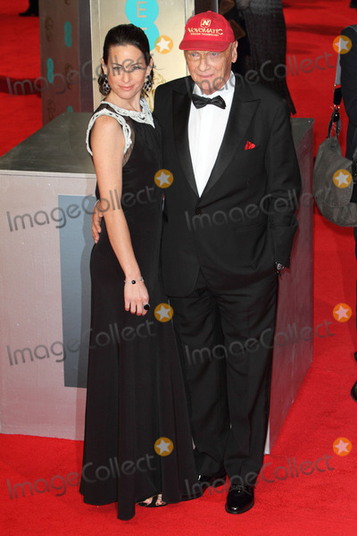 Niki Lauda Photo - London UK Niki Lauda and Birgit Lauda at the EE British Academy Film Awards 2014 (BAFTAS)  Red Carpet Arrivals at the Royal Opera House Covent Garden London 16th February 16th 2014 RefLMK73-47676-170214Keith MayhewLandmark MediaWWWLMKMEDIACOM