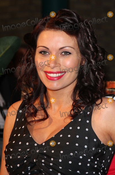 Alison King Photo - Manchester UK   Alison King at the Coronation Street Out Of Africa DVD Premiere held at the Odeon Cinema The Printworks Withy Grove4 November  2008Ref  Keith MayhewLandmark Media