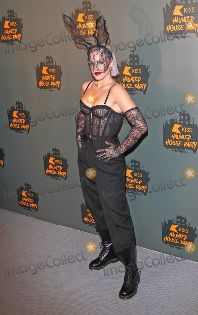 Ann Marie Photo - London UK Anne Marieat the KISS FM Haunted House Party held at the SSE Arena Wembley London26 October 2018Ref LMK73-MB2017-271018Keith Mayhew  Landmark MediaWWWLMKMEDIACOM