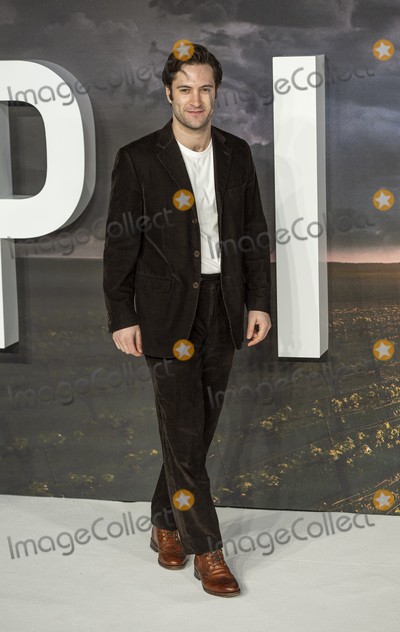 Gary Mitchell Photo - London UK Arty Froushan at the European Premiere of Amazon Original Star Trek Picard at Odeon Luxe Leicester Square on January 15 2020 in London EnglandRef LMK386-J6033-160120Gary MitchellLandmark MediaWWWLMKMEDIACOM