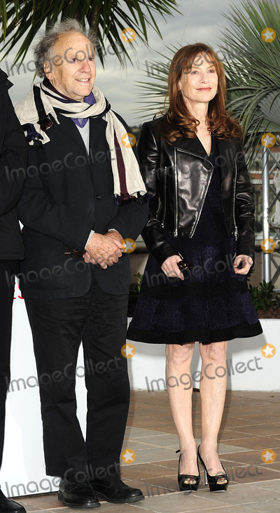 Jean-Louis Trintignant Photo - CannesFrance  Jean-Louis Trintignant  and Isabelle Huppert  at the photocall for Amour 65th Cannes Film Festival 20th May 2012  SYDLandmark Media