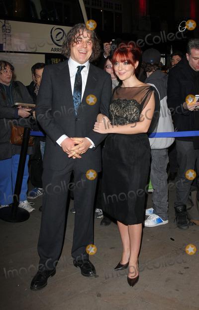 Alan Davies Photo - London UK Alan Davies and Sheridan Smith  at the Whatsonstagecom Theatregoers Choice Awards at the Prince of Wales Theatre 19th February 2012  Keith MayhewLandmark Media