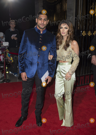 Amir Khan Photo - London UKAmir Khan with his wife Faryal Makhdoom at  the Pride Of Britain Awards 2016 at the Grosvenor House Hotel on October 31 2016 in London England Ref LMK386 -61201-011016Gary MitchellLandmark Media WWWLMKMEDIACOM