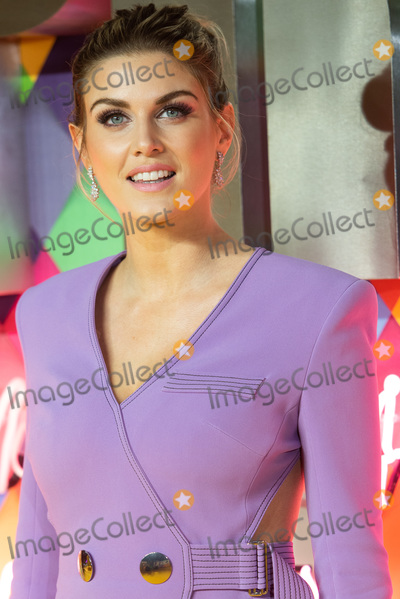 Ashley James Photo - London England Ashley James at the World Premiere of Birds Of Prey held at BFI IMAX London29 January 2020Ref LMK370-MB5020-300120Justin NgLandmark MediaWWWLMKMEDIACOM
