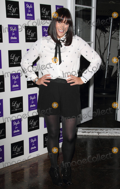 Anna Richardson Photo - London UK Anna Richardson   at the Style for Stroke Launch Party Inside Arrivals  at No5 Cavendish Square London 2nd October 2012 Keith MayhewLandmark Media