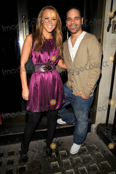 Amy Walsh Photo - London UK Kimberley Walsh and friend at Amy Walshs 21st Birthday Party held at the Burlington Club15 March 2008Can NguyenLandmark Media