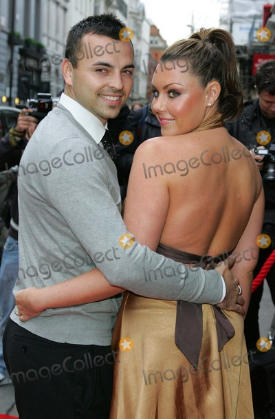 Andy Scott Lee Photo - London  UK Michelle Heaton and Andy Scott Lee   at the Dover Street Dinner  a Capital Radio celebrity Dinner in aid of Help a London Child at the Dover Street Restaurant and Jazz Bar 15th May  2007Keith MayhewLandmark Media