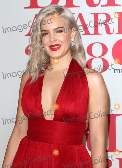 Anne Marie Photo - London UK Anne Marie at  The Brit Awards 2018 at the O2 Arena Greenwich Peninsula London on Wednesday February 21st 2018Ref LMK73-J1617-220218Keith MayhewLandmark MediaWWWLMKMEDIACOM