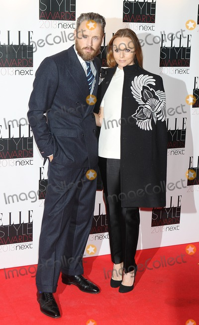Alasdhair Willis Photo - London UK   110213 Alasdhair Willis and Stella McCartney at the Elle Style Awards Arrivals held at the Savoy Hotel London11 February 2013 Rf J AdamsLandmark Media